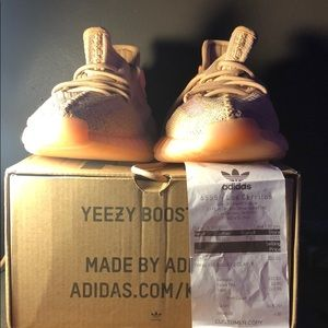 Yeezy boost 350 v2 original clay size 9